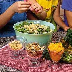 Mandarin Salad Oriental recipe