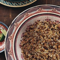 Peruvian Rice and Lentils (Tacu Tacu) recipe