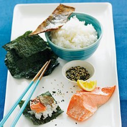 Salmon Shioyaki recipe