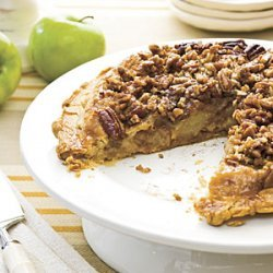 Apple Upside-Down Pie recipe