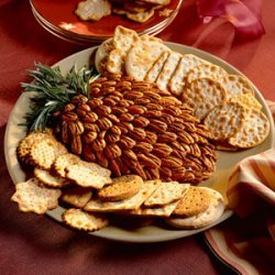 Pinecone Cheese Ball recipe