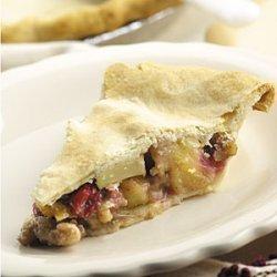 Harvest Fruit & Nut Pie
