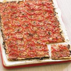 Filo Tomato Tart recipe