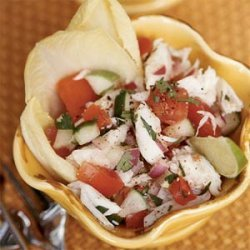 Mexican-style Crabmeat Salad