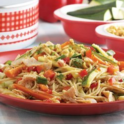 Asian Summer Salad