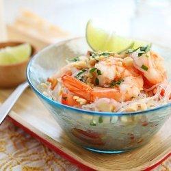 Thai Shrimp and Glass-noodle Salad