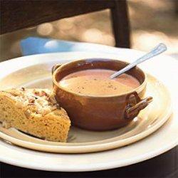 Creamy Tomato-Balsamic Soup