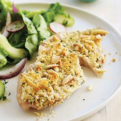 Almond-crusted Sole
