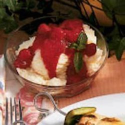 Berry Good Topping Sauce