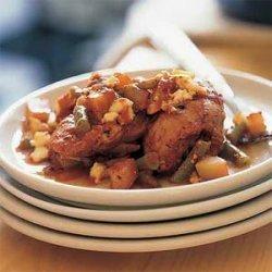 Easy Greek Chicken Casserole