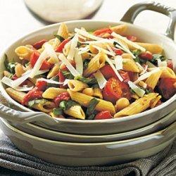 Tomato-Vegetable Pasta