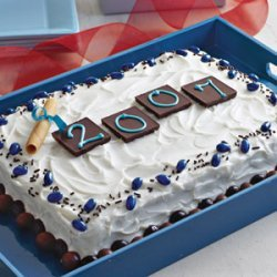 Graduation Cake Decorations recipe