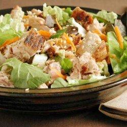 Asian Seared Tuna Salad