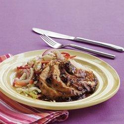 Skillet Barbecue Chicken