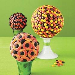 Candy Globes recipe