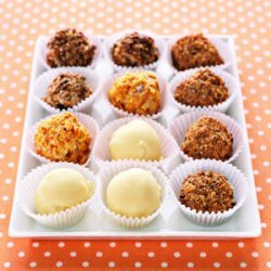 Ice Cream Truffles recipe