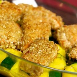 Sesame Fried Fish