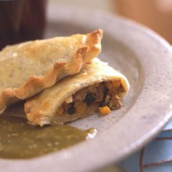 Mushroom and Butternut Squash Empañadas recipe