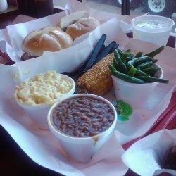Potato, Green Bean, and Corn Salad