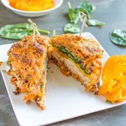 Turkey and Sweet Potato Sandwich