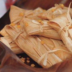 Chorizo Tamales recipe