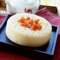 Steamed Sponge Cake (Soy Zing Dan Gow)