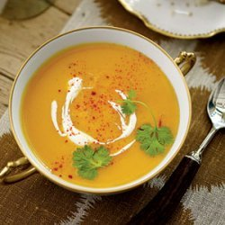 Sweet Potato Soup