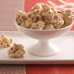 No-Bake Peanut Butter Clusters
