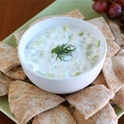 Tzatziki - Greek Cucumber Yogurt Dip