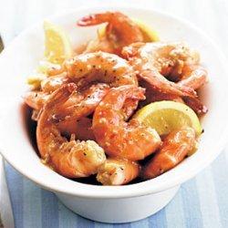 Skillet Barbecue Shrimp