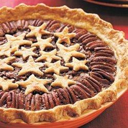 Star Pecan Pie recipe