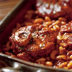 Ossobuco with Tuscan-style Bean and Fennel Ragout