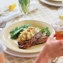 Grandmother's Texas Barbecued Brisket
