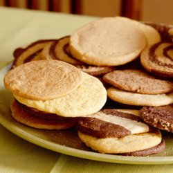 Lemon-Cornmeal Icebox Cookies