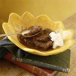 Cappuccino Pudding Cake