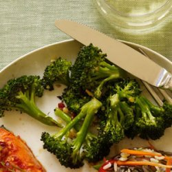 Crispy Garlic Broccoli recipe