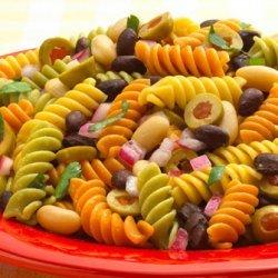White Bean-Pasta Salad