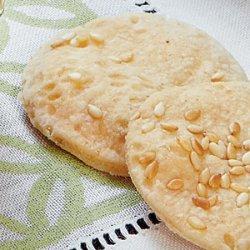 Savory Benne Wafers recipe