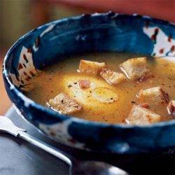 Sopa de Ajo Castellana (Castilian Garlic Soup) recipe