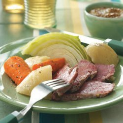 Best Corned Beef 'n' Cabbage