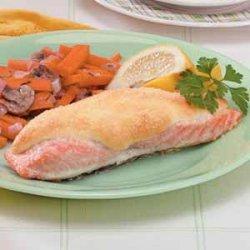 Snowcapped Salmon