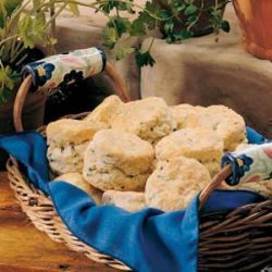 Sour Cream 'n' Chive Biscuits