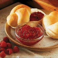 Raspberry Plum Jam