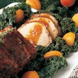 Festive Roast Pork recipe