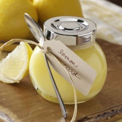Zesty Lemon Curd