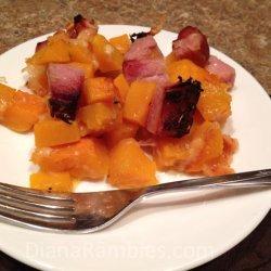 24 Hour Ham Casserole