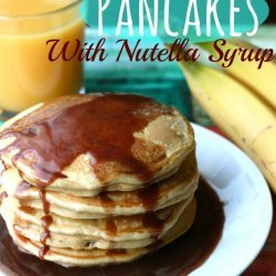 Peanut Butter Breakfast Syrup
