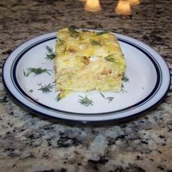 Potato and Leek Frittata recipe