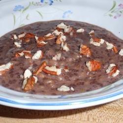 Cocoa Oatmeal