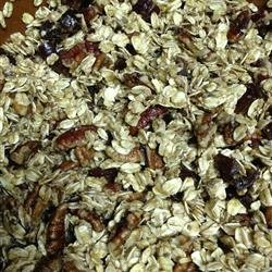 Mal's Maple Date Pecan Granola in the Slow Cooker